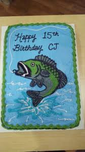 fish birthday cakes best 25 fish birthday cakes ideas on fishing cupcakes