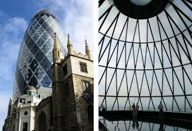 london glass building space in images 2011 04 gherkin building glass dome london