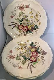 set of 4 copeland spode great britain gainsborough porcelain 11