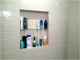 Glass Shelves For Bathrooms Glass Shelf For Shower Niche Glassnyc Co