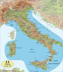 Physical Map Of Italy by Maps Of Italy Fiji Press Matanitu Tu Vaka I Koya Ko Viti