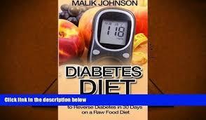 read online diabetes the raw food diet for diabetes reversal alex