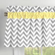 Wide Rod Valances Best 25 Chevron Valance Ideas On Pinterest Kitchen Valances