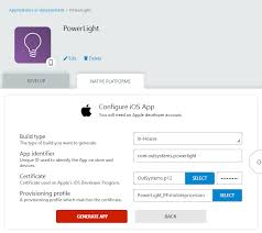 does outsystems support mobile development outsystems
