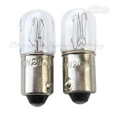 online cheap 130v 20ma ba9s t10x28 new miniature lamps bulbs a116
