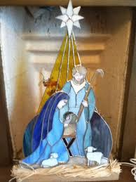 164 best nativity stained glass images on stained
