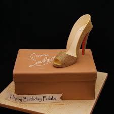 41 best shoe box designs images on pinterest shoe box cake shoe