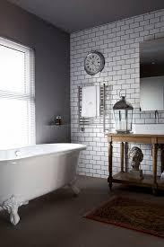 Boutique Bathroom Ideas Subway Tiles Hotel Bathroom Victorian Bath Etienne Hanekom