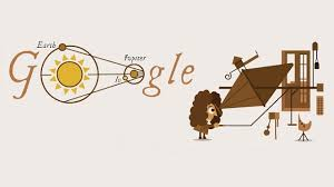 At The Speed Of Light Google Doodle Celebrates 340th Anniversary Of The Determination Of