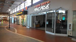 welcome to the grid arcade located at the valley fair mall