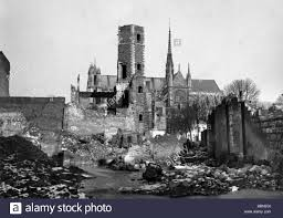 amiens cathedral black and white stock photos u0026 images alamy