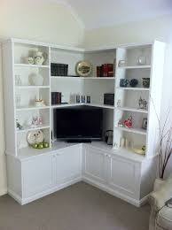 1000 ideas about corner tv glamorous corner wall unit designs
