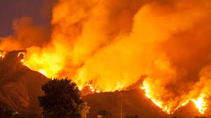 Wildfire Winters California by 8 Dead 350 Square Miles Burned 300 Homes Destroyed Since June In