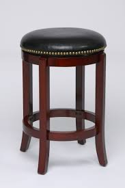 nailhead leather bar stools swivel counter stools dining room