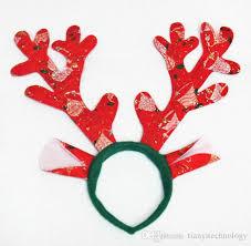 reindeer antlers headband reindeer antlers headband for party headbands hairband xma