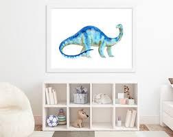 Kids Dinosaur Room Decor Dinosaur Decor Etsy