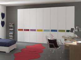 Bypass Closet Doors Bedroom Sliding Closet Doors With Frosted Glass Door Connected By