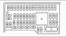 2004 mustang fuse box ford mustang v6 and mustang gt 1994 2004 fuse box diagram