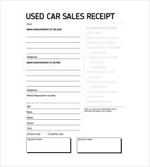 sale invoice format car invoice template 8 free word excel format