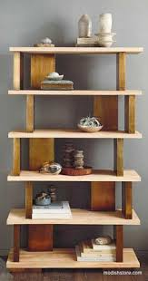 Simple Wood Bookshelf Plans by 45 Diy Bookshelves That Work Homemade Bookshelves Diy Ideas And