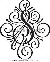 monogram letter s letter s monogram stock vector 445768759