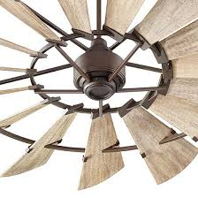 cheap rustic ceiling fans 72 windmill fan by quorum international farmhouse rustic