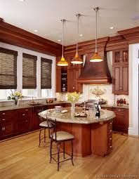 Classic Kitchen Colors 90 Best Cherry Color Kitchens Images On Pinterest Cherry Kitchen