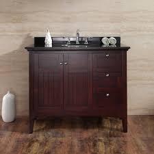 Ove Decors Bathroom Vanities Ove Decors Gavin 42 Single Bathroom Vanity Set Reviews Wayfair