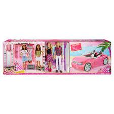 barbie convertible barbie with ken closet u0026 convertible6