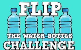 Challenge Water Flip The Water Bottle Challenge Ministryark