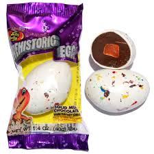 chocolate dinosaur egg prehistoric dinosaur candy eggs bulk 24 count oh nuts