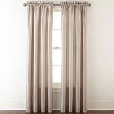 Thermal Panel Curtains Royal Velvet Plaza Thermal Interlined Rod Pocket Curtain Panel
