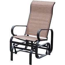 Rocking Chairs Outdoor Amazon Com Patiopost Sling Glider Outdoor Patio Chair Textilene