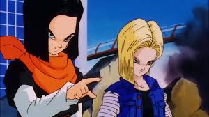 android 17 and 18 character infro android 17