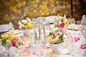 table decoration springy table decoration ideas 1 stylish