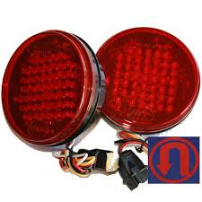 4 inch round led tail lights round u turn tail light trailer led lights