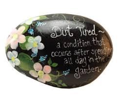 garden rocks etsy