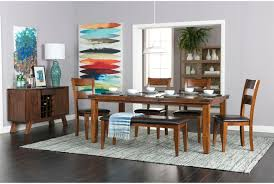 6 Piece Dining Room Sets by Lancaster 6 Piece Dining Set Living Spaces