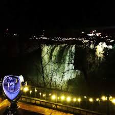 noccalula falls christmas lights 2017 christmas at the falls best winter attraction in alabama