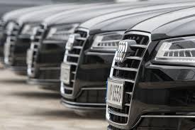 audi germany headquarters 24 000 audis in europe have emission cheating gear germany finds
