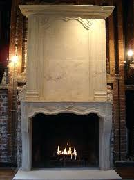 french reion fireplace mantels antique stone limestone