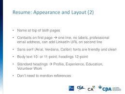 Best Volunteer Work For Resume by Resume U0026 Cover Letter Presentation