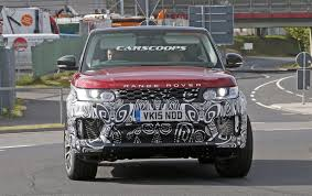 range rover land rover 2017 first look inside the facelifted 2017 range rover sport