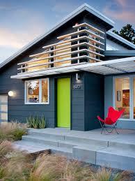 siding midcentury exterior ideas houzz