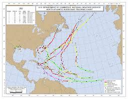 Map Of East Florida by Jim U0027s Hurricane Blog