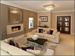 casual stylish interior design for living room ideas