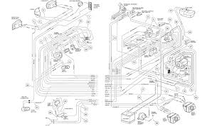 wiring diagrams ezgo 48 volt wiring diagram club car v glide