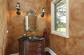 Powder Room Painting Ideas - powder room ideas reveal dated powder room gets a moody makeover