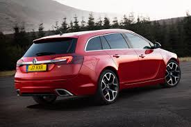 vauxhall insignia trunk vauxhall insignia vxr facelift pictures frankfurt motor show 2013