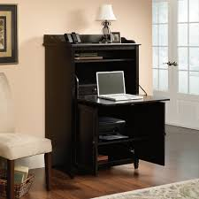 Furniture Secretary Desk Cabinet by Edge Water Smartcenter Secretary 413092 Sauder